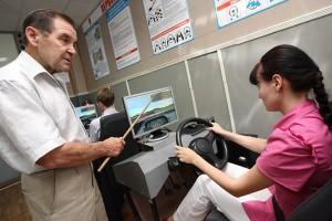 Как проходит обучение в автошколе