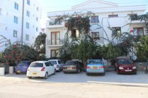 Парковка на Кипре