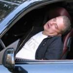 Не садитесь сонным за руль