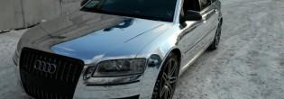 Оклейка автомобиля винилом – плюсы и минусы