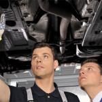 Поддерживайте автомобиль в хорошем техническом состоянии