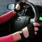 Как правильно крутить руль