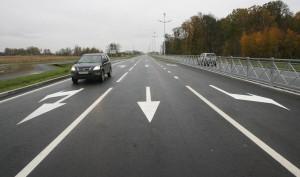 Трасса М-1 - самая лучшая автомагистраль России