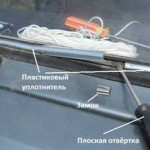 Инструменты для монтажа и демонтажа потолка