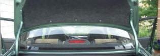 Шумоизоляция багажника автомобиля своими руками