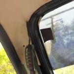 Первый этап: демонтаж натяжного потолка автомобиля