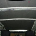 Шумоизоляция потолка автомобиля своими руками