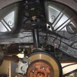 Шумоизоляция колесных арок без монтажа локеров