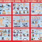Общие мероприятия по оказанию медпомощи при ДТП