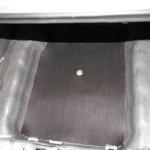 Шумоизоляция багажного отсека