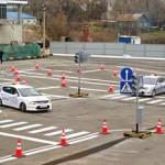 Советы для сдачи практических знаний по вождению на автодроме