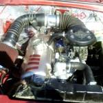 Виброизоляция моторного щита: первый пласт