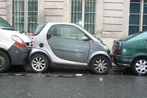 Как делать параллельную парковку:пошаговая инструкция