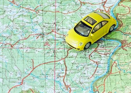 Путешествие на машине по Европе самостоятельно