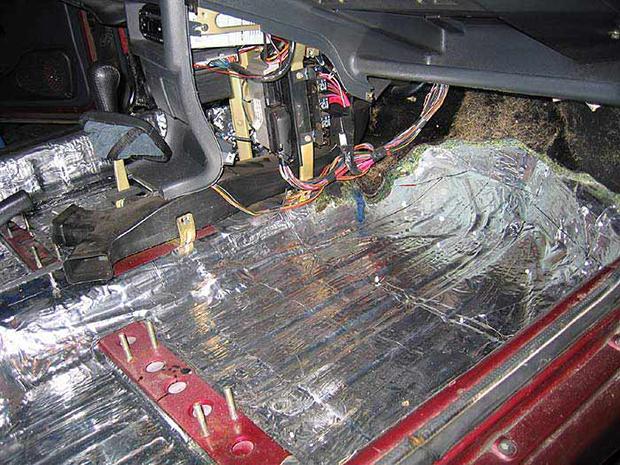 Шумоизоляция автомобиля ваз 2114 своими руками