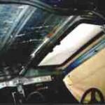 Шумоизоляция потолка ВАЗ 2107