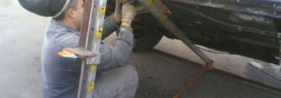Как сделать опрокидыватель автомобиля своими руками