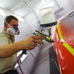 Как покрасить машину своими руками?