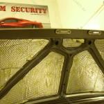 Шумоизоляция багажника ВАЗ 2107