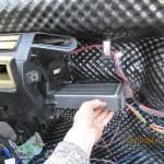 Шумоизоляция моторного щита ВАЗ 2115