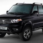 Обзор нового УАЗ Патриот 2015 модельного года