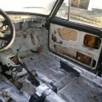 Шумоизоляция моторного щита ВАЗ 2107