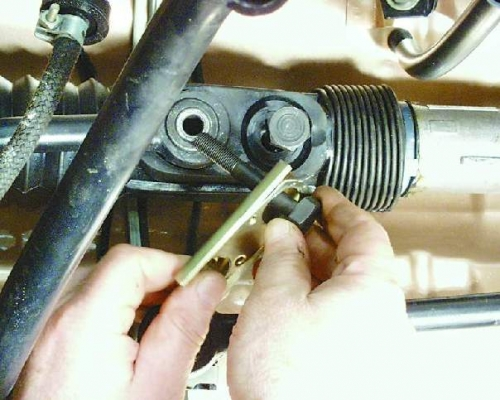 Ремонт рулевой рейки своими руками ваз-21099