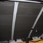 Шумоизоляция потолка ВАЗ 2114