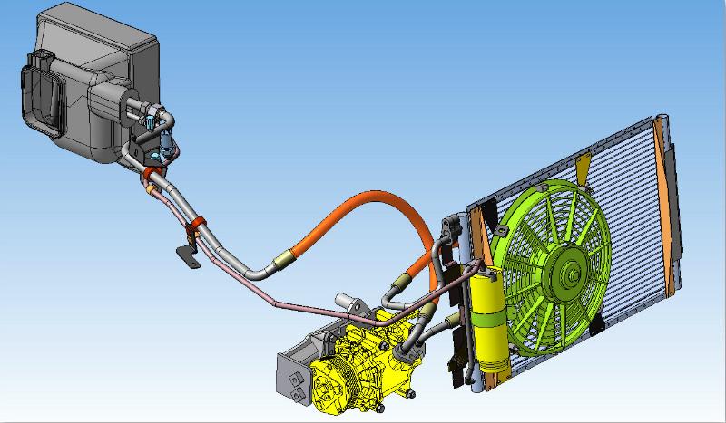 Установка кондиционера в машину стоимость кондиционер комплект для установки
