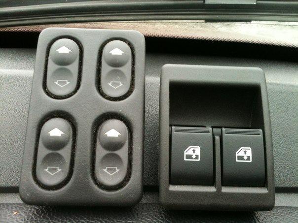 Фото №16 - кнопки стеклоподъемников ВАЗ 2110