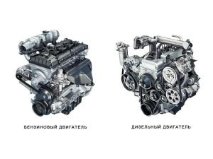 Моторы УАЗ Патриот 2015