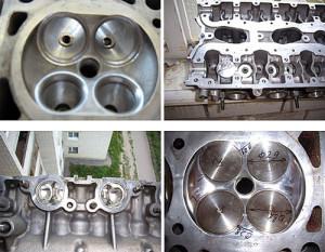 Модернизация двигателя