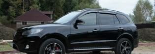 Тюнинг Хендай Санта Фе: что следует знать владельцам этих авто?