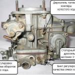 Ремонт карбюратора ВАЗ 2105