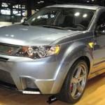 Обвес Mitsubishi Outlander