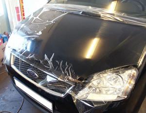 Подготовка автомобиля
