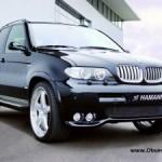 Тюнинг BMW X5 E53