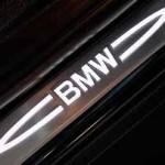 Накладки на пороги на BMW X5 E70