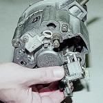 Самостоятельный ремонт генератора ВАЗ 2107