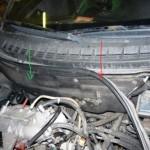 Ремонт ВАЗ 2111 своими руками: замена радиатора отопителя