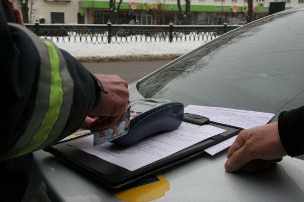 Штрафы ГИБДД за езду без страховки