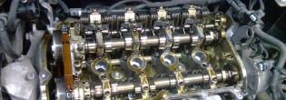 Как заменить маслосъемные колпачки на Пежо 308?