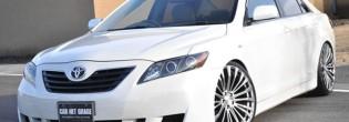 Как сделать тюнинг Тойота Камри?