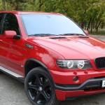 Внешний тюнинг BMW X5