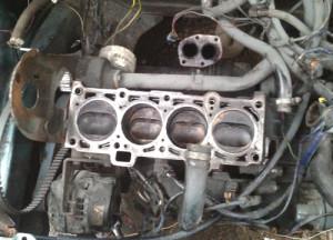 Капремонт мотора ВАЗ 21053