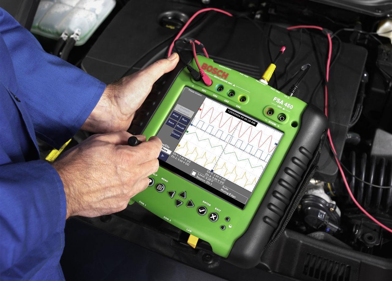 Диагностика инжектора своими руками с помощью ноутбука
