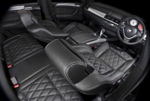 Внутренний тюнинг BMW X5 E53