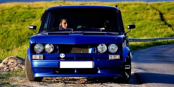 Тюнинг салона своего автомобиля