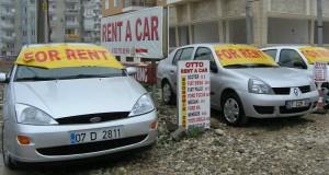 Аренда автомобиля в Турции