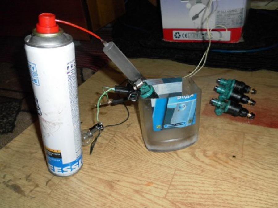 Как очистить форсунки инжектора своими руками 65
